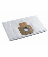 BOSCH VB090F-30 Fleece Dust Bags for 9-Gallon Dust Extractors (30 Pack)