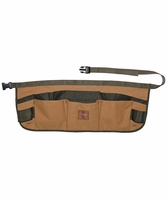 Bucket Boss 80100 Duckwear Canvas SuperWaist Apron, 13 Pockets - Quick Release