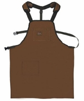 Bucket Boss 80300 Duckwear Supershop Apron, 18 oz. Canvas provides full coverage