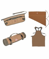 Bucket Boss Kit - Apron, Tool Roll, Wrench Roll, and SuperWaist Apron