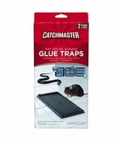 Catchmaster 402 Rat, Mouse & Snake Glue Traps - 2PK