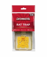 Catchmaster 610 Rat Snap Trap With Regular Trigger - 1PK