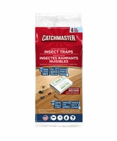 Catchmaster 724 Crawling Pest & Insect Glue Traps - 4PK