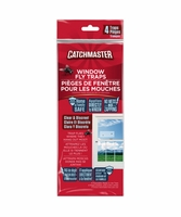 Catchmaster 904 Clear Window Fly Traps - 4PK