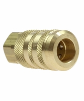 "Coilhose Pneumatics 15X6F 1/4"" 6-Point Industrial Coupler 3/8"" FPT"