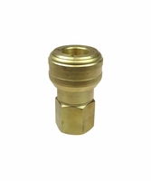 """Coilhose Pneumatics 340A 3/4"""" Automatic Industrial Coupler, 3/4"""" FPT"""