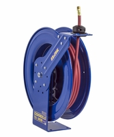 "COXREELS EZ-SH-350 Safety Series SuperHub Reel Includes 50' of 3/8"" Hose 300 PSI"