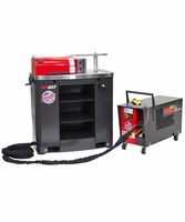 Edwards HAT6010 20 Ton Horizontal Press and Portable Power Unit 230V, 1Ph