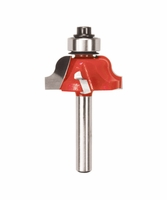 "FREUD 38-100 1-1/16"" Carbide Roman Ogee Router Bit, Quadra-Cut"