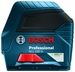 BOSCH GLL-100-G - Green-Beam Self-Leveling Cross-Line Laser