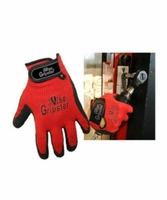 Global Glove 300RV-L Vise Gripster Rubber-Coated Palm