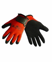 Global Glove 300RV-XL Vise Gripster Rubber-Coated Palm Gloves (XL)