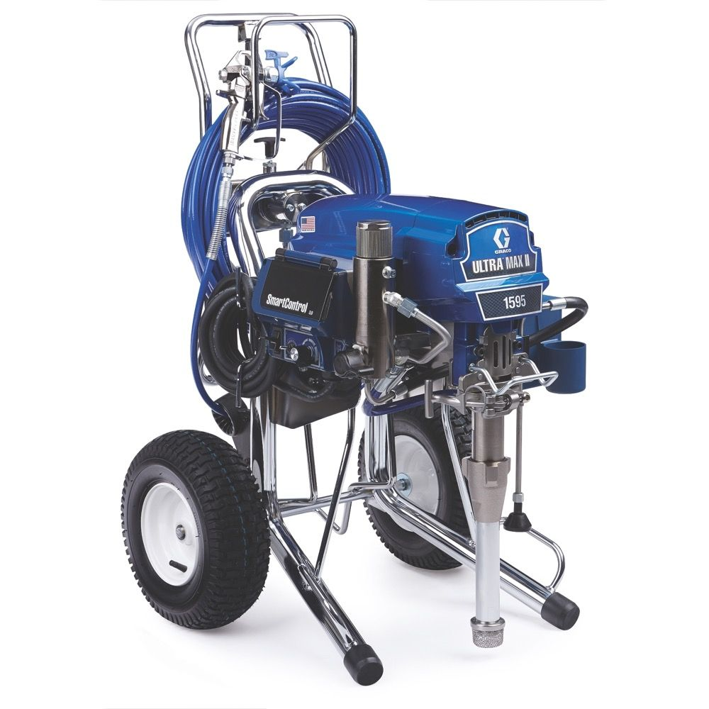 GRACO 16W903 Ultra Max II 1595 ProContractor Series Electric Airless Sprayer