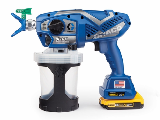 GRACO 17M363 Ultra Cordless Airless Handheld Sprayer