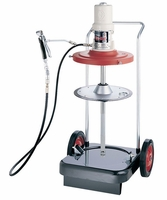 GRACO 226012 Fire-Ball 300 50:1 35-70 Grease Cart-Mounted Pail Topper Package