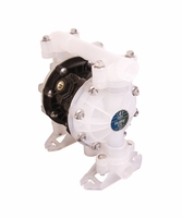 "GRACO 24G745 SD Blue Air-Operated Diaphragm Pump for DEF (15 gpm) 3/4"" BSPP(f)"