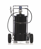 GRACO 24J048 Mobile Grease Package 120# Cart NPT