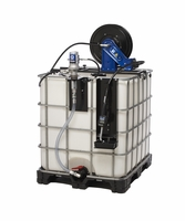"""GRACO 24K839 Preset Rigid 5:1 Oil Tote Mount Package with SD 1/2"""" x 50' Reel"""