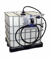GRACO 24V677 SD Blue Standard DEF Pump Package for Tote Dispensing with Meter