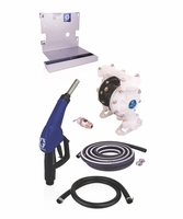 GRACO 24V678 SD Blue Standard DEF Pump Package for Tote Dispensing - No Meter