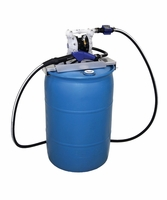 GRACO 24V686 SD Blue Standard DEF Pump Package for Drum Dispensing with Meter