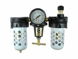 Heavy Duty Filters and Regulators