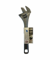 "IREGA IR92WR12 12"" Adjustable Wrench Reversible Jaw Xtra Capacity"
