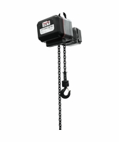 JET 180216 Volt 2T Variable-Speed Electric Hoist 3Ph 460V 15' Lift