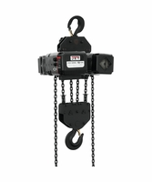 JET 181016 Volt 10T Variable-Speed Electric Hoist 3Ph 460V 15' Lift