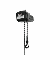JET 181110 Volt 1T Variable-Speed Electric Hoist 1Ph/3Ph 230V 10' Lift
