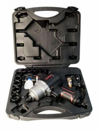 Jet 505121K JAT-121K, 1/2 Impact Wrench Kit