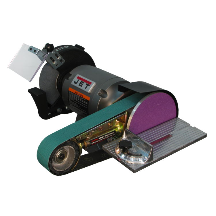 Wondrous Jet 577109 Jbgm 6 6 Jet Shop Grinder With Multitool Attachment Cjindustries Chair Design For Home Cjindustriesco