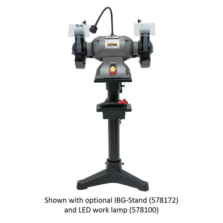 Tremendous Jet 578008 Ibg 8 8 Industrial Bench Grinder Caraccident5 Cool Chair Designs And Ideas Caraccident5Info