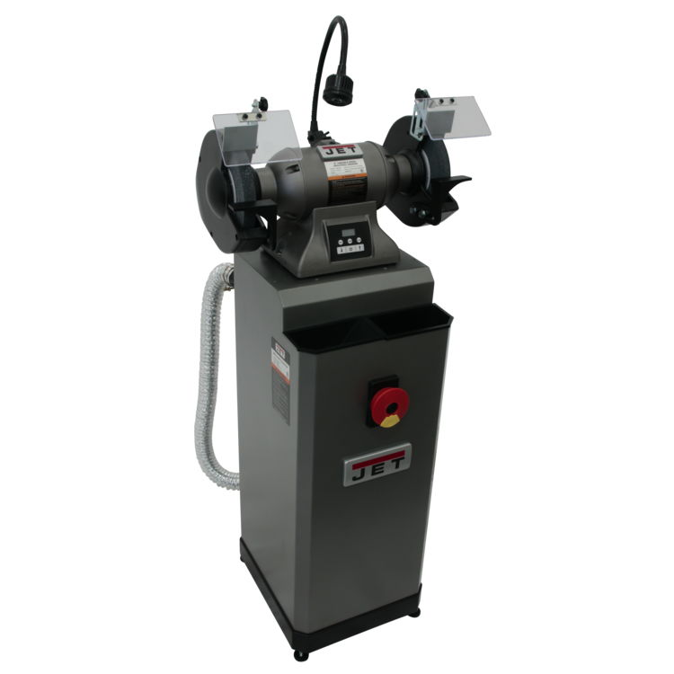 Strange Jet 578208 Ibg 8Vs 8 Variable Speed Industrial Grinder Cjindustries Chair Design For Home Cjindustriesco