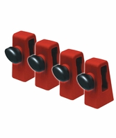 JET 70407 Parallel Clamp Moveable Rail Stand (Set Of 4)