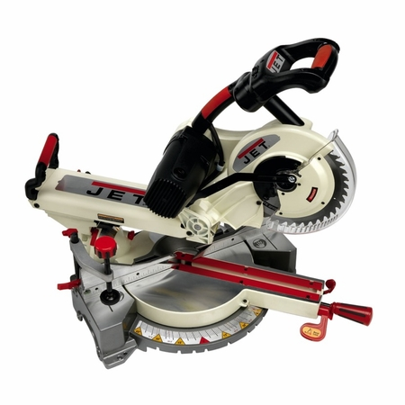 JET 707110 10 Sliding Dual Bevel Compound Miter Saw