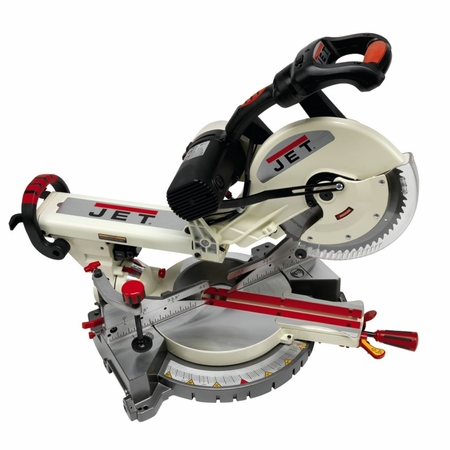 JET 707120 12 Sliding Dual Bevel Compound Miter Saw