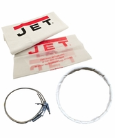 JET 708642MF 5 Micron Filter & Collection Bag Kit DC-650