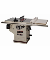 "JET 708676PK Deluxe Xacta SAW 5HP, 1Ph, 30"" Rip"