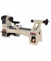 JET 719110 JWL-1015VS 10'' x 15'' Variable Speed Wood Lathe