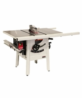 "Jet 725002K The JPS-10 1.75 HP 230V 30"" Proshop Tablesaw with Cast wings"