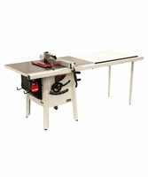 "Jet 725003K The JPS-10 1.75 HP 230V 52"" Proshop Tablesaw with Cast wings"