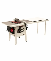 "Jet 725005K The JPS-10 1.75 HP 115V 52"" Proshop Tablesaw with Steel wings"