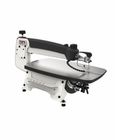 "JET 727200B JWSS-22B 22"" Scroll Saw with Foot Switch"