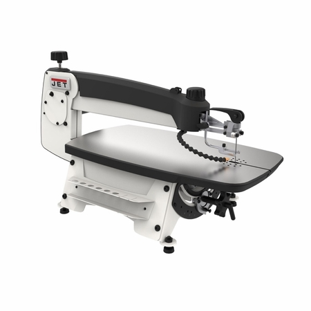 JET 727200B JWSS-22B 22 Scroll Saw with Foot Switch
