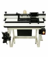 JET 737000wk Router Lift with MDF Table Kit