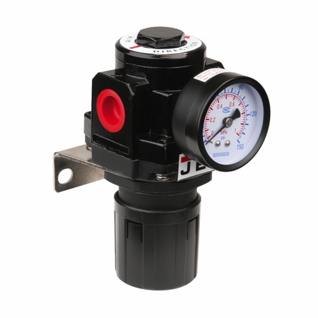 JET JAR-14 JAR-14, Air Regulator, 1/4 NPT Fittings