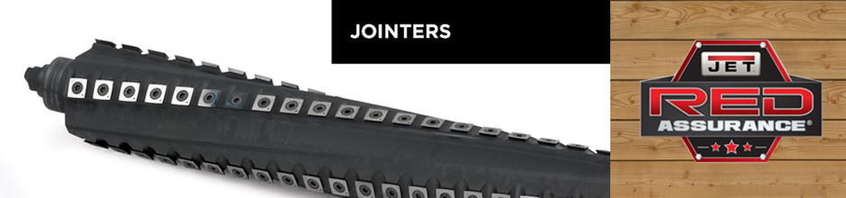 JET Woodworking Jointers