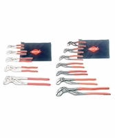 KNIPEX 8608000-X MEGA Pliers & Wrench Combo 12 pc. Set