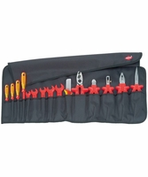 KNIPEX 989913 15 pc Tool Set 1000v Insulated